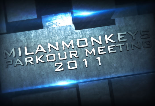 MilanMonkeys Parkour Meeting 2011