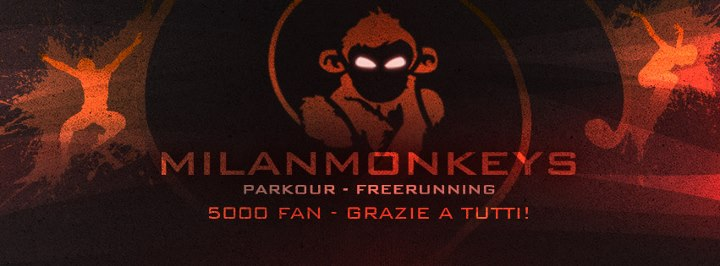 5000 iscritti alla pagina facebook MilanMonkeys