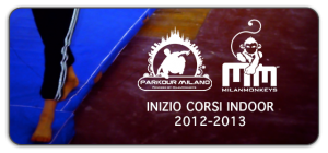 Inizio Corsi Indoor 2012-2013